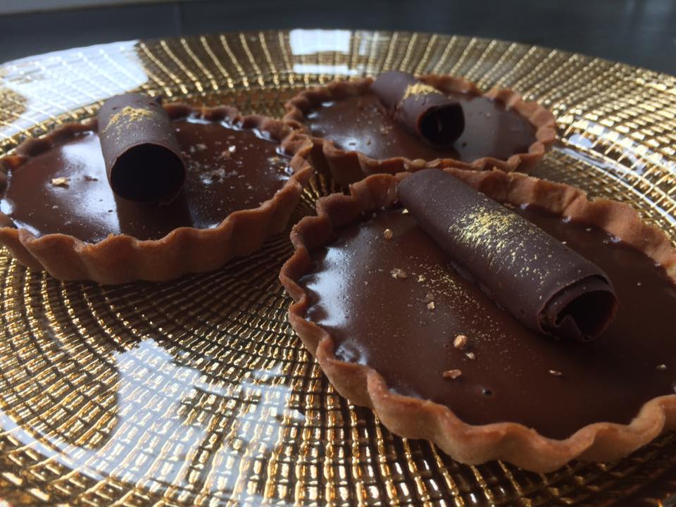 Salted Caramel Tartlets